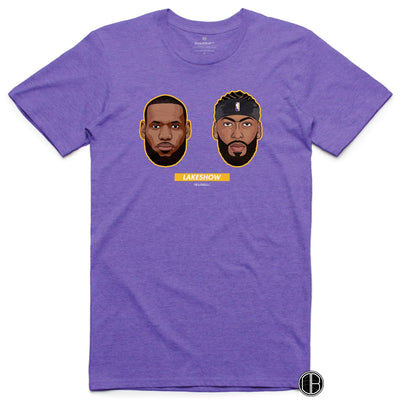Lebron_James_And_Anthony_Davis_Shirt_LAKESHOW_Dearbball_Purple