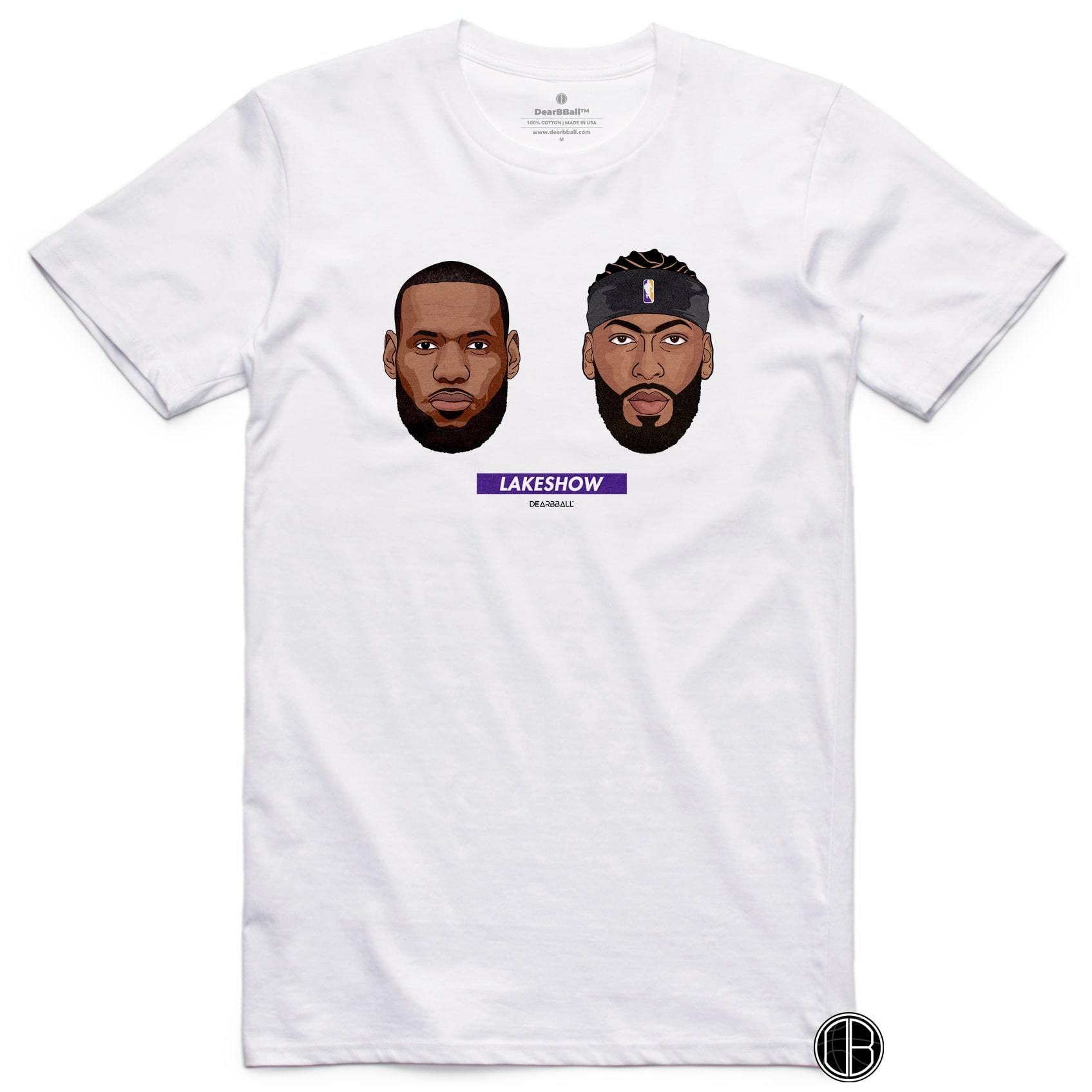 Lebron_James_And_Anthony_Davis_Shirt_LAKESHOW_Dearbball_White