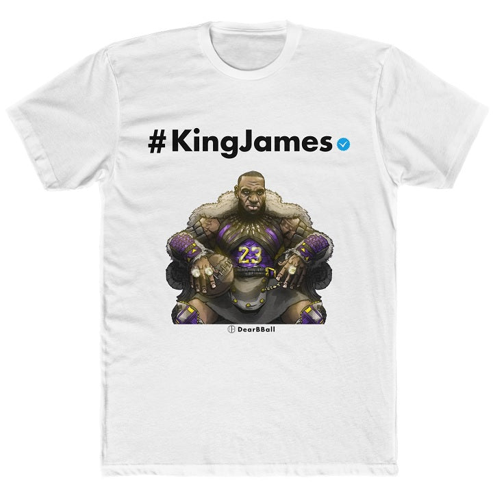 King James Throne Official - Lebron's Instagram Nickname