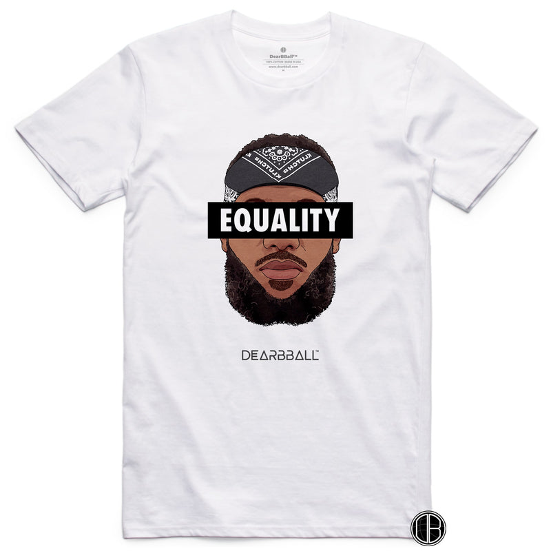 Lebron_James_Shirt_Bandana_BLM_Equality_Dearbball_Grey