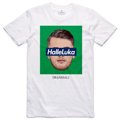 Luka_Doncic_Shirt_HalleLuka_Green_Dearbball_White
