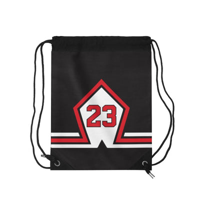 Michael-Jordan-Drawstring-Bag-Chicago-Bulls-Basketball-Dearbball-Black