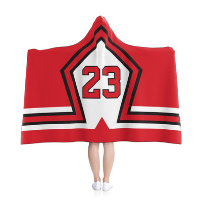 Michael-Jordan-Hooded-Blanket-Chicago-Bulls-Basketball-Dearbball-Red