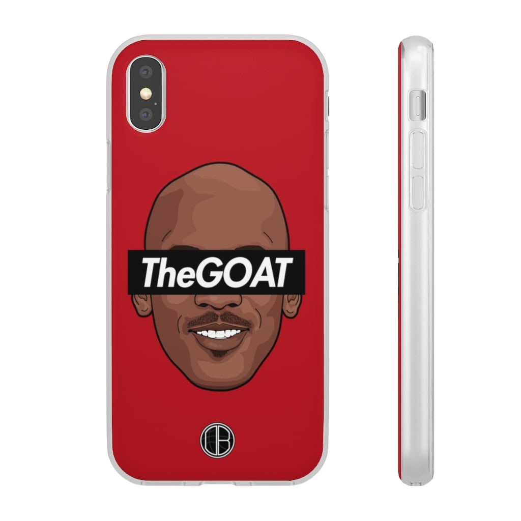 Michael Jordan Phone Cases - The GOAT Red Supremacy Legends Premium