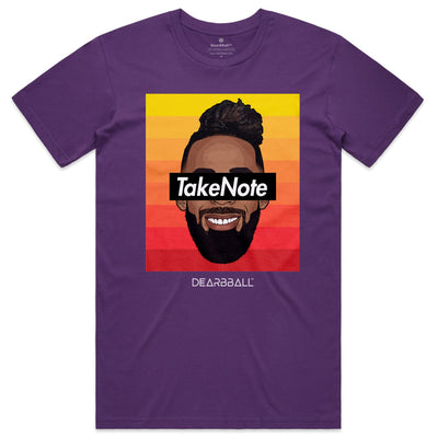 Mike_Conley_Shirt_TakeNote_Utah_Dearbball_Purple