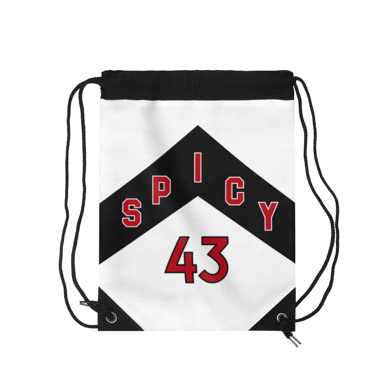 Pascal-Siakam-Drawstring-Bag-Toronto-Raptors-Basketball-Dearbball-Bicolor