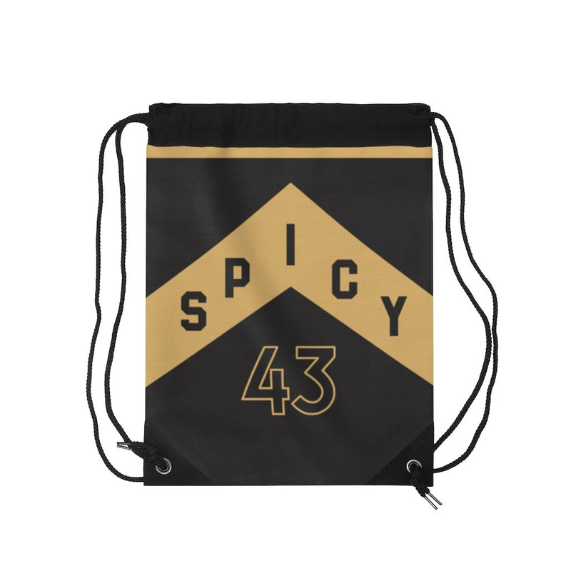 Pascal Siakam Drawstring Bag - Spicy 43 Black