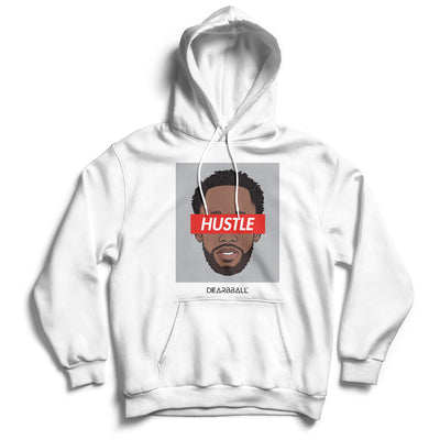 Patrick_Beverley_hoodie_HUSTLE_Los_Angeles_Clippers_Dearbball_white