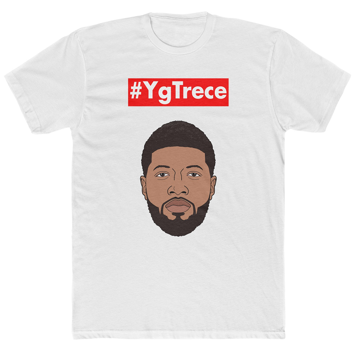 Paul George Shirt - YgTrece Hashtag