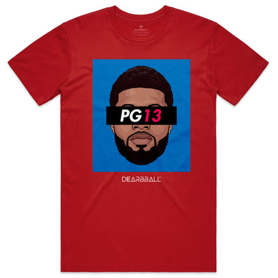 Paul_George_Shirt_PG13_Dearbball_Red
