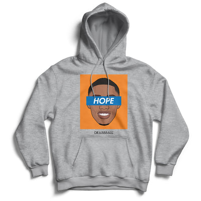 RJ_Barrett_hoodie_HOPE_Orange_New_York_Knicks_dearbball_grey