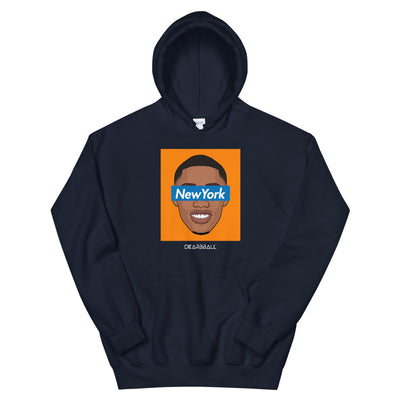 RJ Barrett Hoodie - New York NY Colors Supremacy