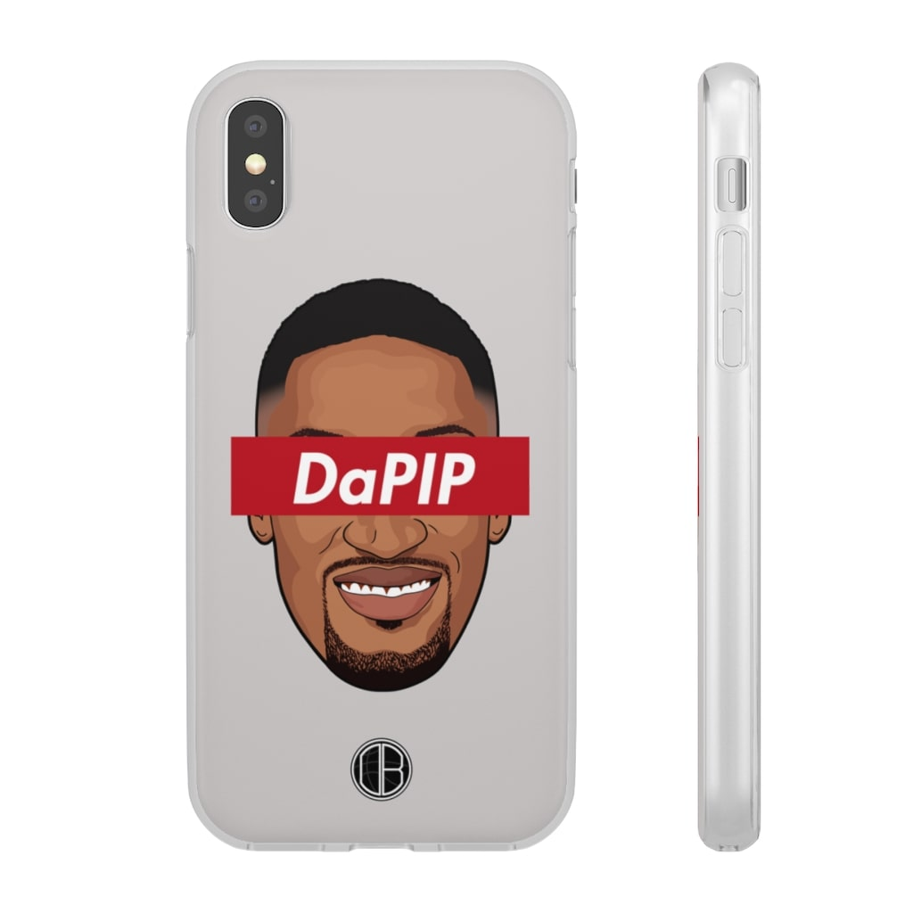 Scottie Pippen Phone Cases - DaPIP Grey Supremacy Legends Premium