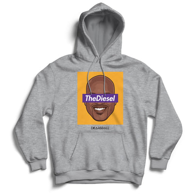 Shaquille_O_Neal_Hoodie_The_Diesel_LA_Dearbball_Grey
