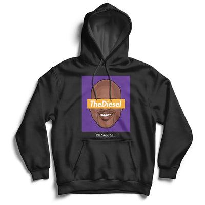 Shaquille_O_Neal_Hoodie_The_Diesel_Purple_Dearbball_Black