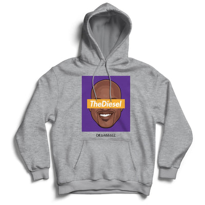 Shaquille_O_Neal_Hoodie_The_Diesel_Purple_Dearbball_Grey