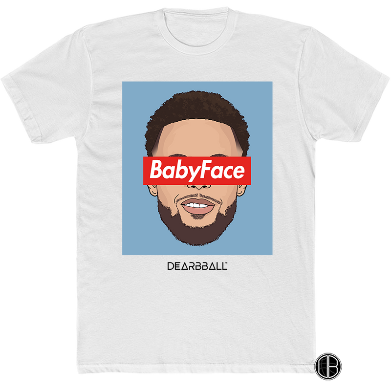 Stephen Curry T-Shirt - Baby Face Supremacy