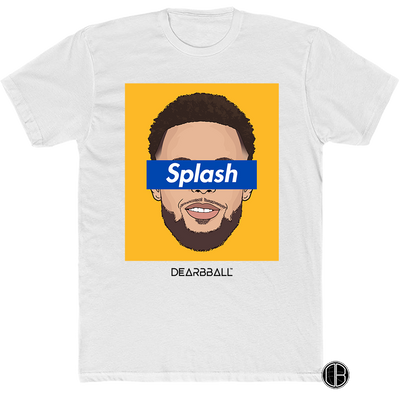 Stephen Curry T-Shirt - Splash Supremacy Blue