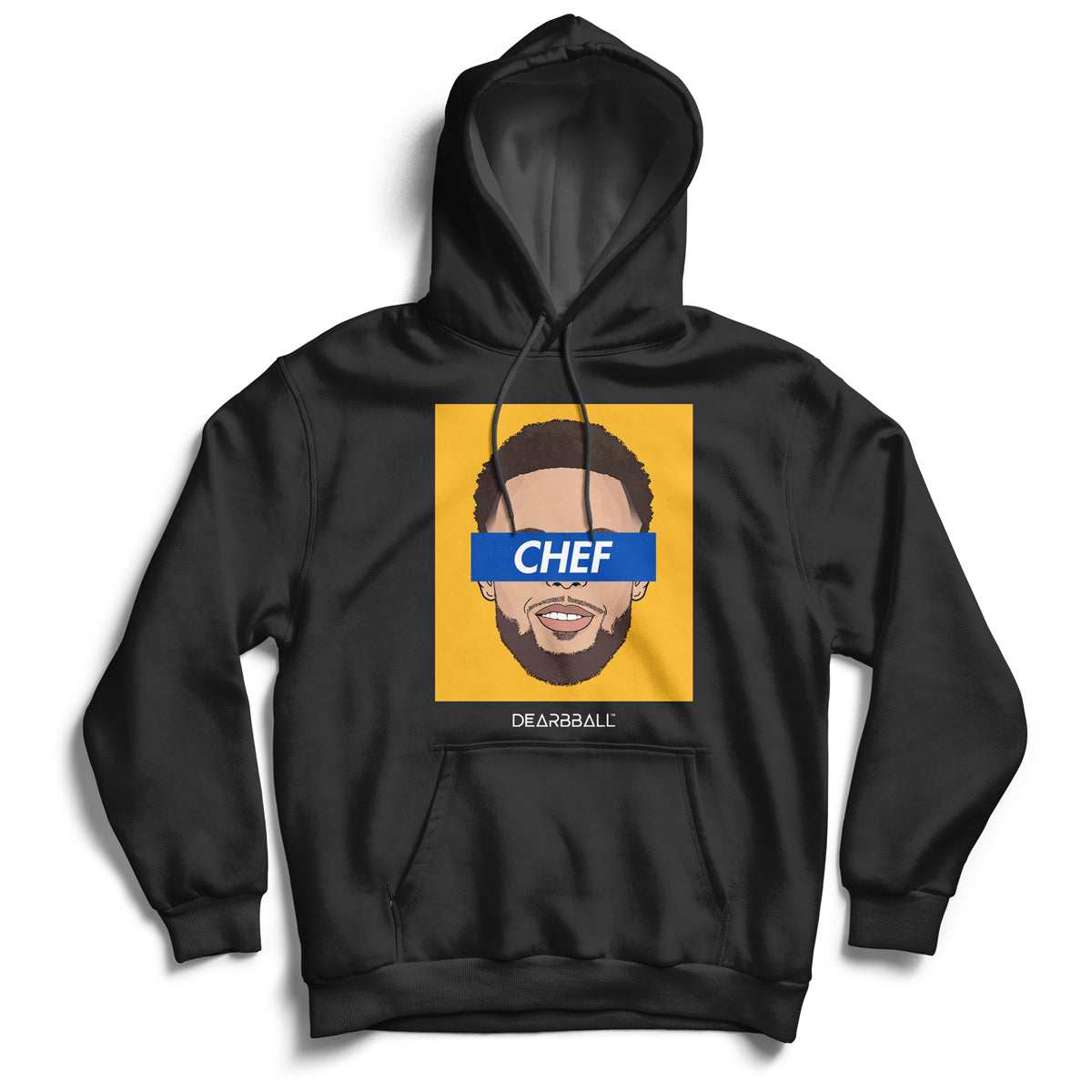 Stephen_Curry_hoodie_CHEF_Golden_States_Warriors_dearbball_black