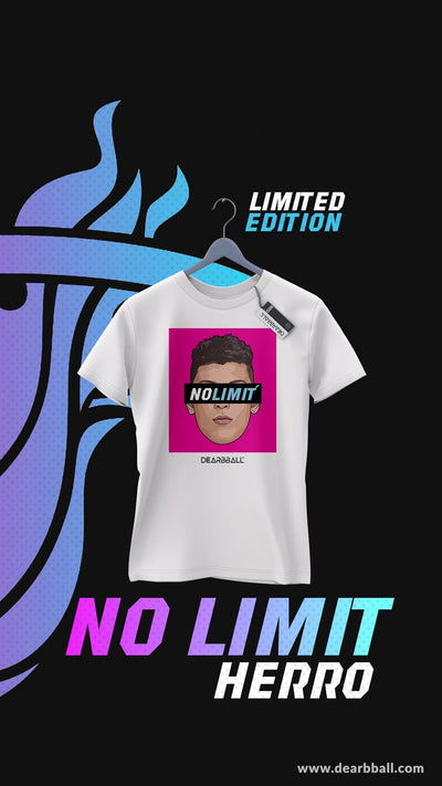 Tyler Herro T-Shirt - No Limit Miami Vice Supremacy