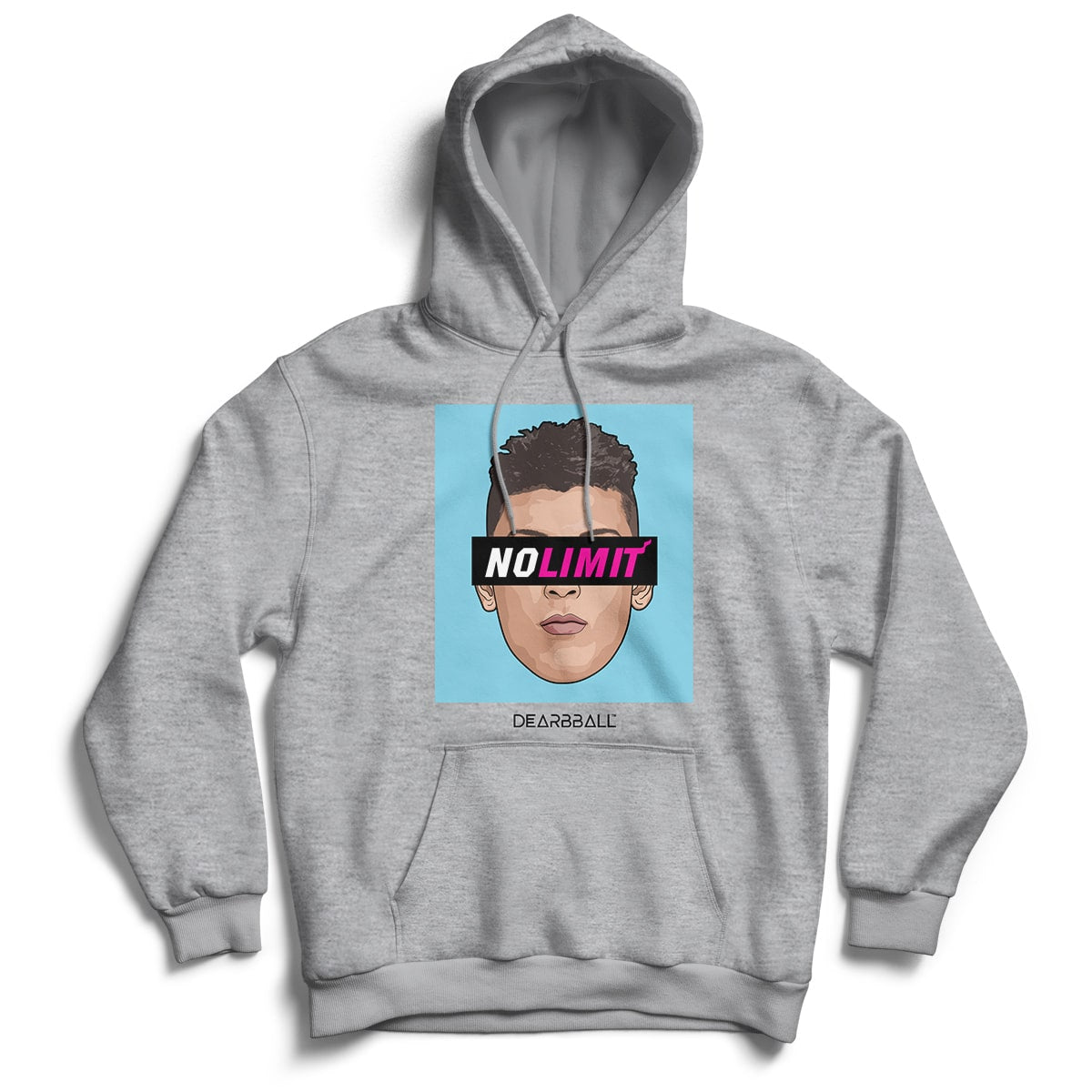 Tyler_Herro_Hoodie_No_Limit_Miami_Vice_Blue_Dearbball_Grey