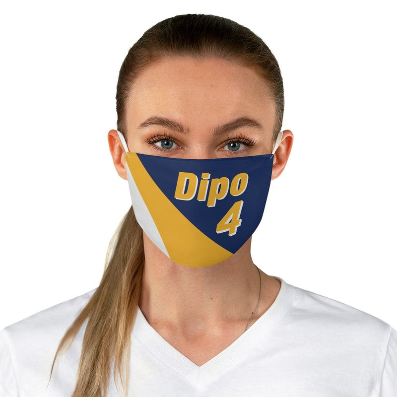 Victor-Oladipo-Mask-Dipo-Indiana-Pacers-Basketball-Dearbball-90's-Away-Blue