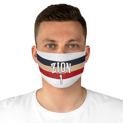 Zion-Williamson-Mask-New-Orleans-Pelicans-Basketball-Dearbball-Earned