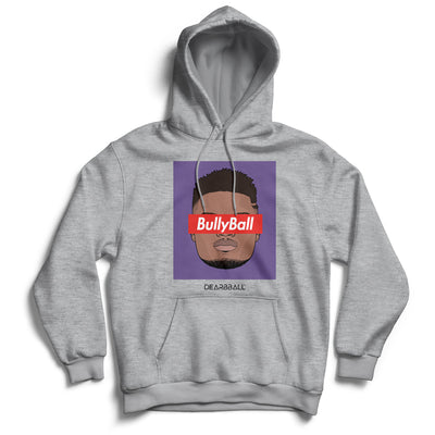 Zion_Williamson_hoodie_BULLYBALL_New_Orleans_Pelicans_Dearbball_grey