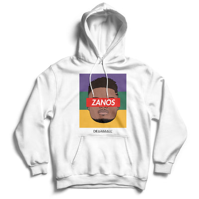 Zion_Williamson_hoodie_ZANOS_New_Orleans_Pelicans_dearbball_white