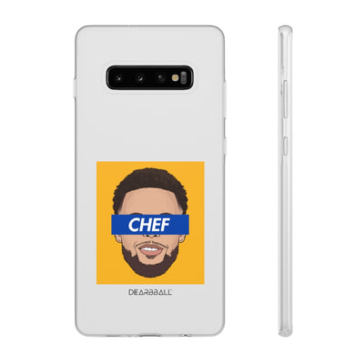 Stephen Curry Phone Cases - Chef Supremacy Blue