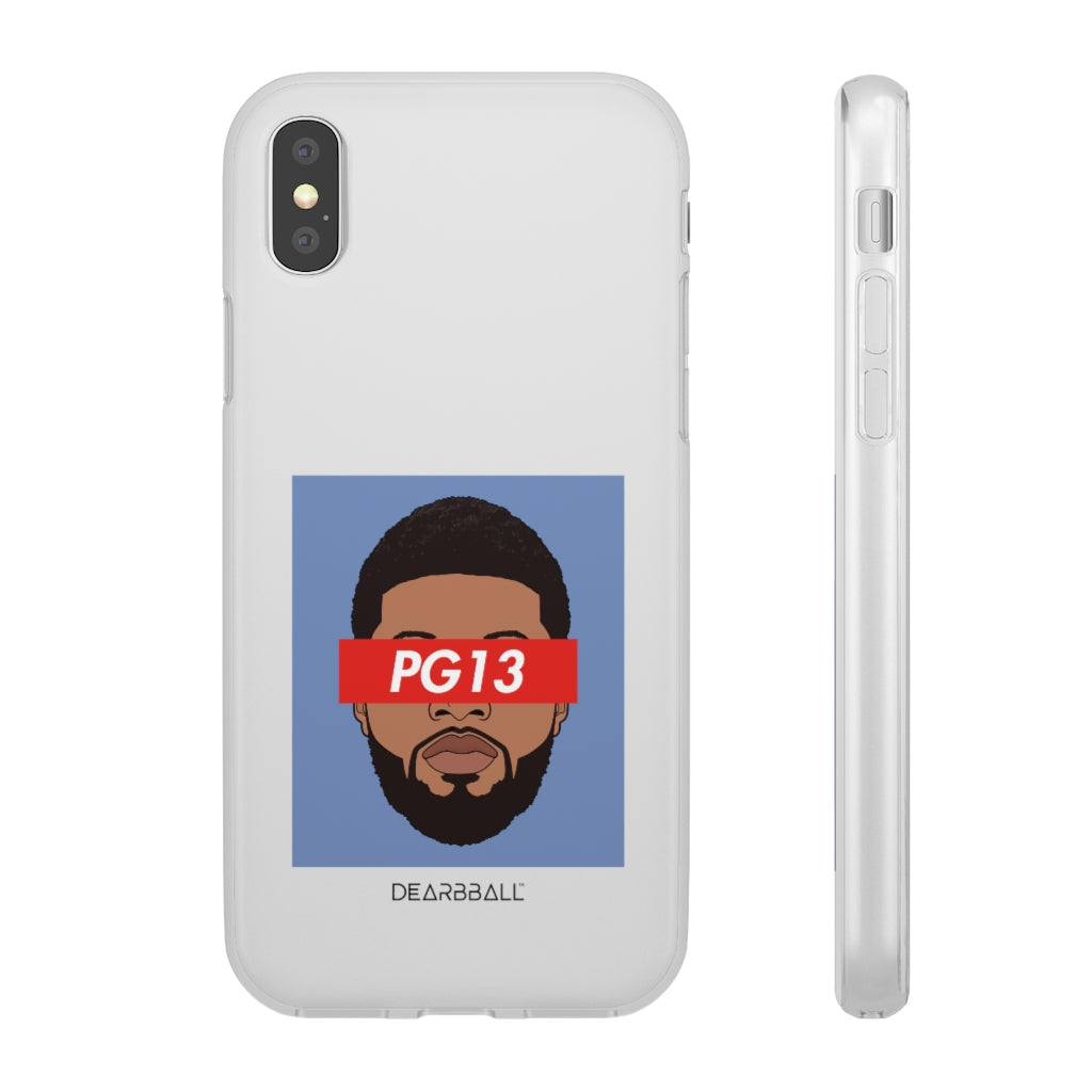 Paul George Phone Cases - PG13 Hoops Supremacy
