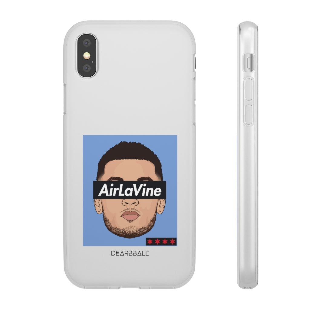 Zack LaVine Phone Cases - AirLaVine City Supremacy