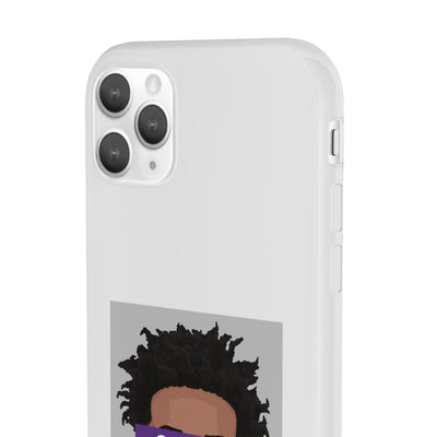 De'aaron Fox Phone Cases - Swipa Grey Supremacy