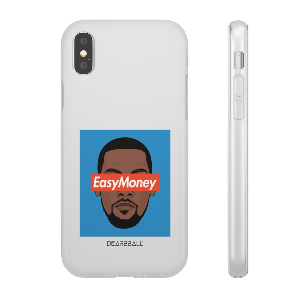 Kevin Durant Phone Cases - EasyMoney Oklahoma Colors Supremacy