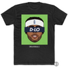 D'angelo Russell T-Shirt - D-LO Minnesota Colors Supremacy