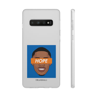 RJ Barrett Phone Cases - HOPE Blue Supremacy