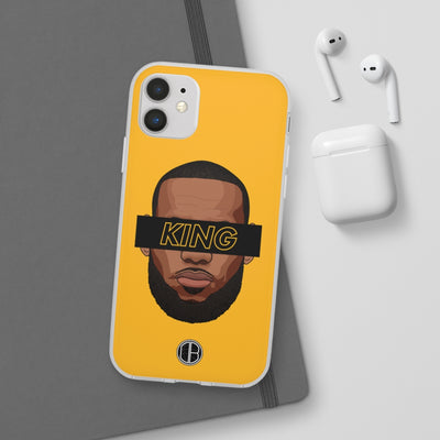 Lebron James Phone Cases - King James Limited Edition