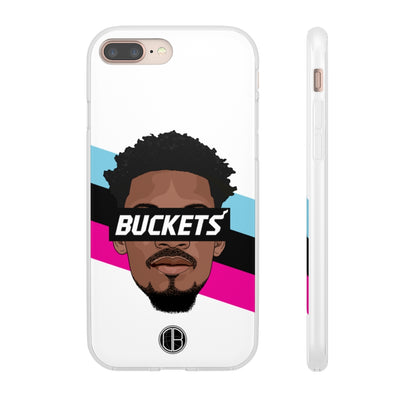 Jimmy Butler Phone Cases - Buckets Stripes Limited Edition