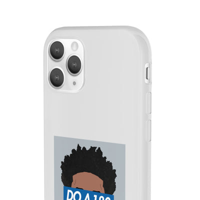 Joel Embiid Phone Cases - DO A 180 Grey Supremacy