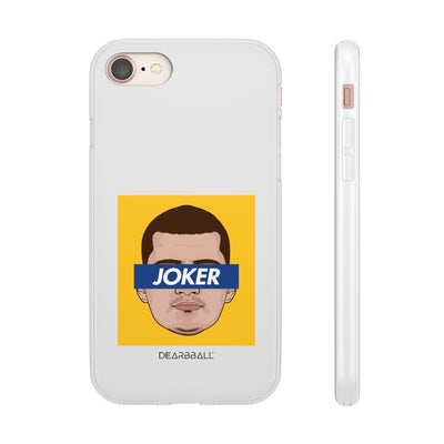 Nikola Jokic Phone Cases - Joker Yellow Supremacy