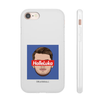 Luka Doncic Phone Cases - Halle Luka Hoops Supremacy