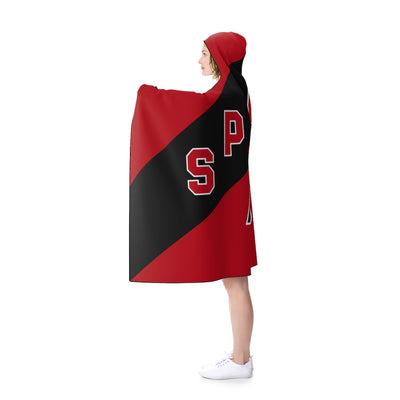 Pascal Siakam Hooded Blanket - Spicy Icon 43