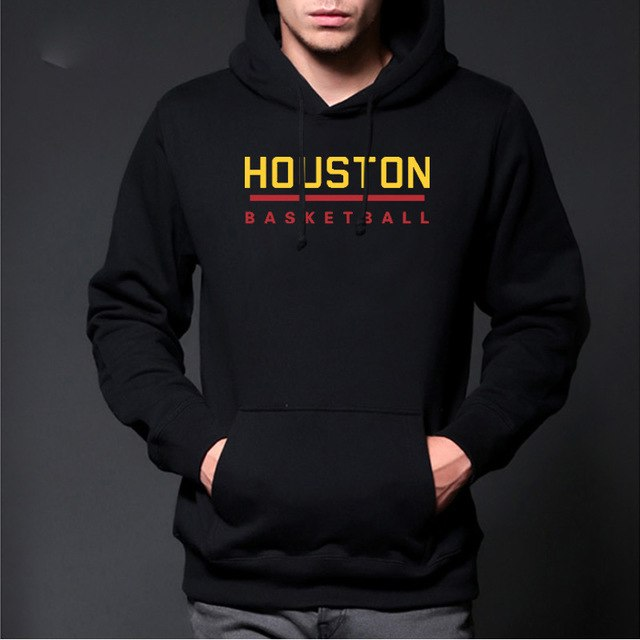 Men's Houston Yellow Logo Essential Team Edition