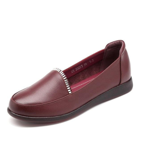 Comfortable Leather Loafer