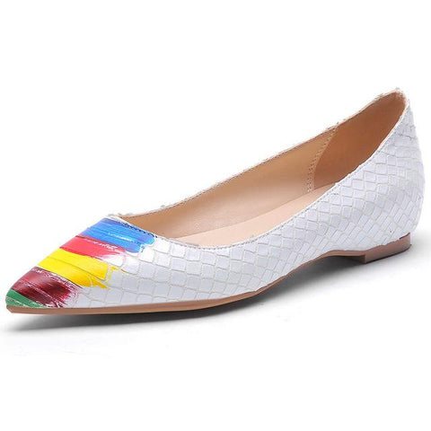 Copy Of Pointed Toe Casual Flats