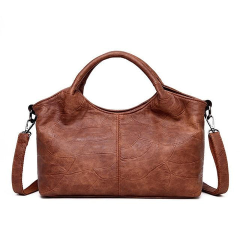 Genuine Leather Ladies Handbags