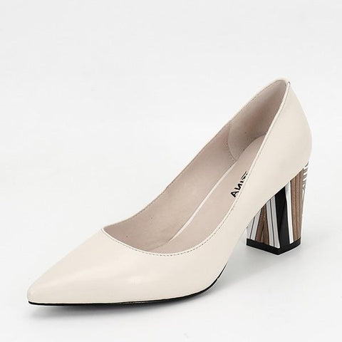 High Quality Ladies Slip On Pumps