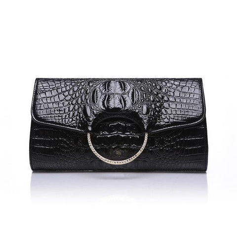 High Quality Leather Clutch