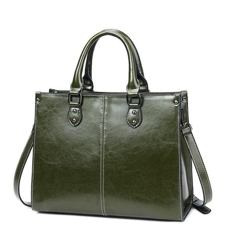 Luxury Leather Totes