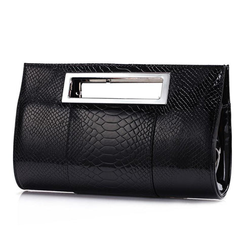 Alligator Leather Clutch Handbags